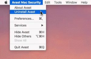 How to Uninstall Avast on Mac and Do It Properly